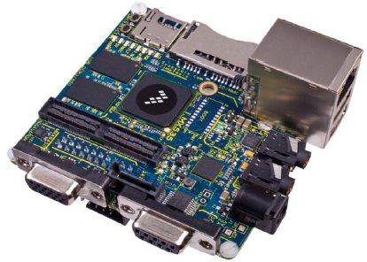 iMX.53 quickstart board